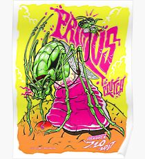 PRIMUS WITH CLUTCH, STERLING HEIGHTS, MI JULY 20, 2017 Poster