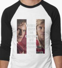 Driven Men's Baseball ¾ T-Shirt