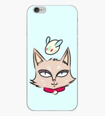 Happy Days, Cat and Small bug  iPhone Case