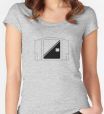 N64 Cartridge Women's Fitted Scoop T-Shirt