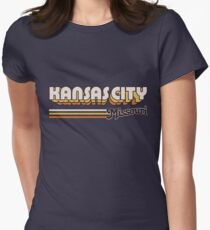 Kansas City, MO | City Stripes T-Shirt