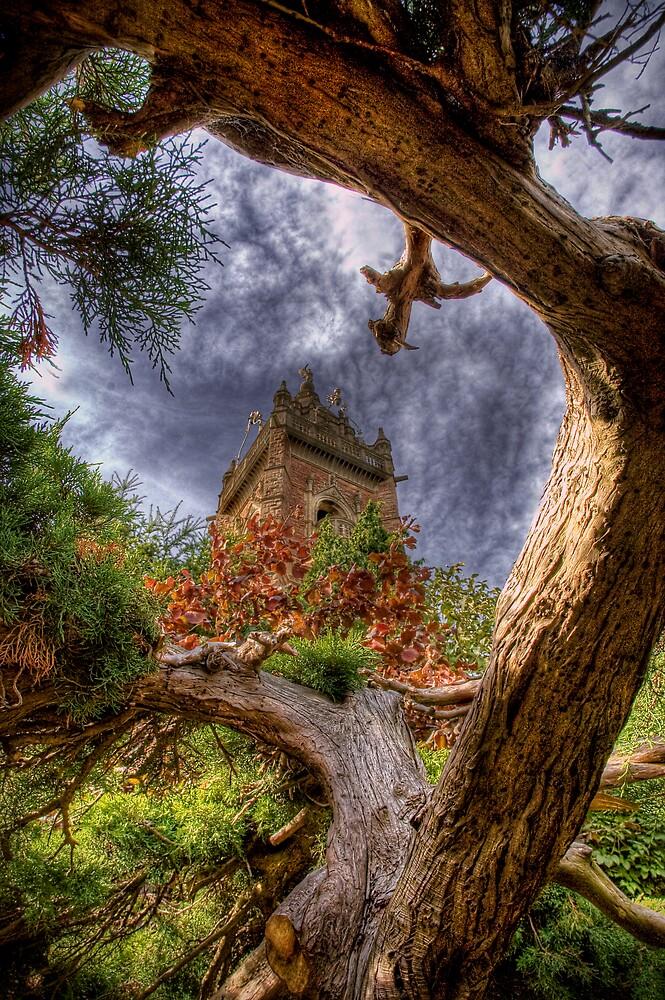 Enchanted Tower by Alan Watt