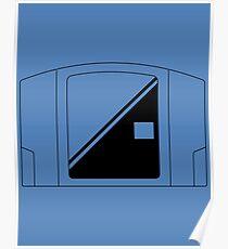 N64 Cartridge Poster