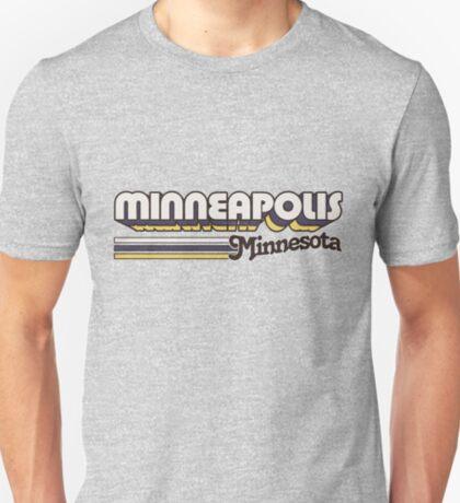 Minneapolis, MN   City Stripes T-Shirt