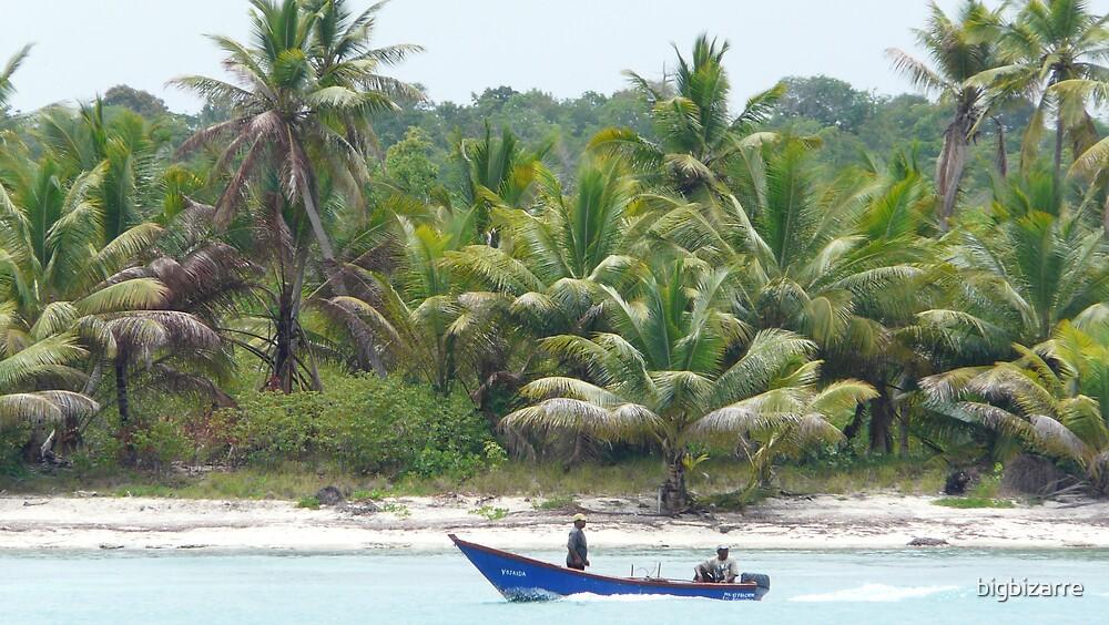 dominican fishermen by bigbizarre