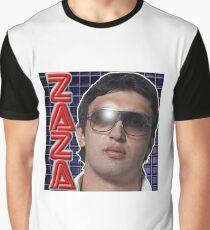 ZAZA Grafik T-Shirt