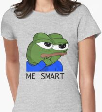 PEPE THINK Women's Fitted T-Shirt