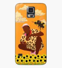 Tyler, der Schöpfer - Blumenjunge Hülle & Klebefolie für Samsung Galaxy