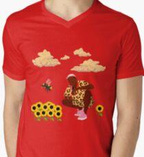 Tyler, The Creator - Flower Boy Men's V-Neck T-Shirt