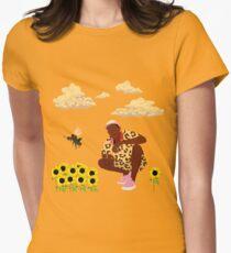Tyler, der Schöpfer - Blumenjunge Tailliertes T-Shirt
