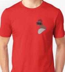 Hipster Beaver T-Shirt