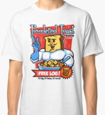 Powdered Toast Man  t-shirt  Classic T-Shirt
