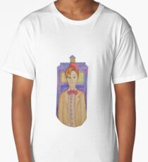 11th Doctor Long T-Shirt