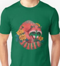 Watermelon Raccoon  T-Shirt