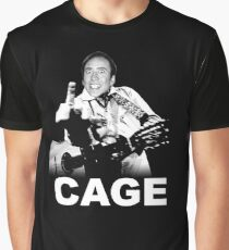 CAGE Graphic T-Shirt
