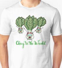 Choy to the world Unisex T-Shirt