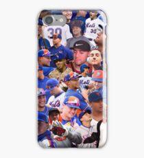 michael conforto collage iPhone Case/Skin
