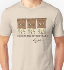 3 Heads are Better Than 1! By Sabet Brands! T-Shirt