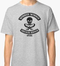 Winner Winner Chicken Dinner - Victory! PUBG Classic T-Shirt