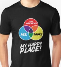 The Weekend - Book Lovers T-Shirt