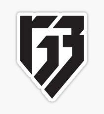 Robert Griffin III logo Sticker