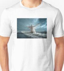 The Phoenix of Lollie Bottoms - infrared Unisex T-Shirt