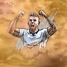 Classic Alderweireld by Mark White