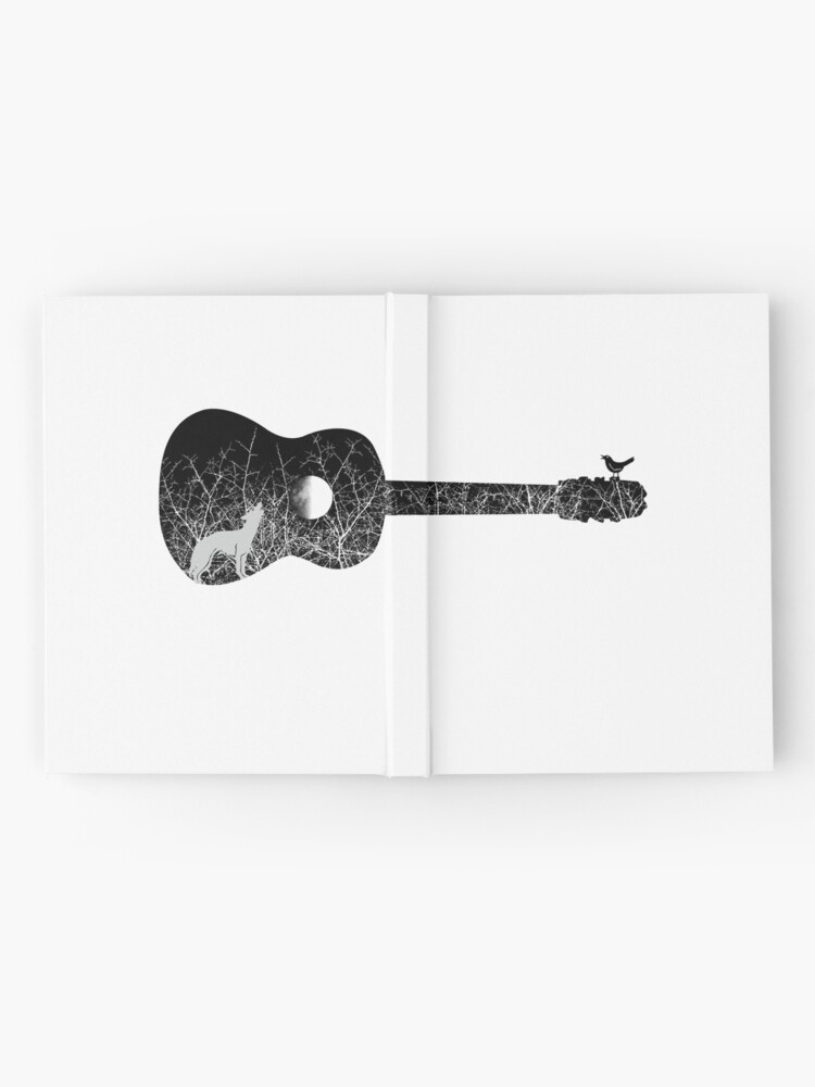 Alternate view of Night sounds Hardcover Journal