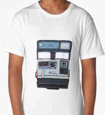 Camera Long T-Shirt
