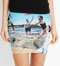 Boys on the Beach Mini Skirt