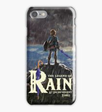 The Legend of Rain, phone case iPhone Case/Skin