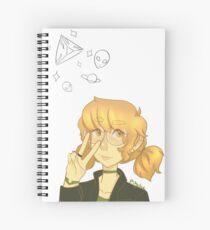 space pidgeon Spiral Notebook