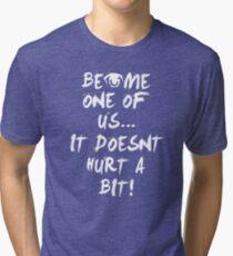 Anime Otaku Shirt Tri-blend T-Shirt