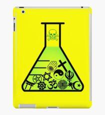 TOXIC FAITH RADIOACTIVE iPad Case/Skin