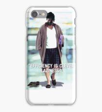 The Big Echowski iPhone Case/Skin