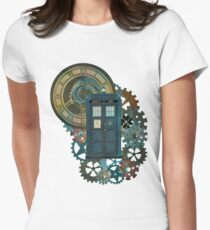Tardis Art Doctor Who T-Shirt