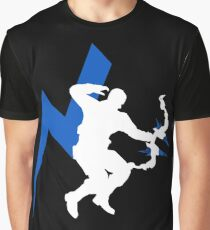 The Elementals- Lightning Graphic T-Shirt