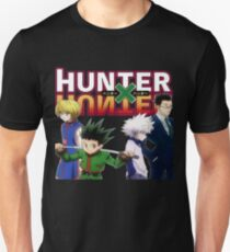 Hunter x Hunter group Unisex T-Shirt