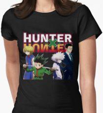 Hunter x Hunter group Women's Fitted T-Shirt