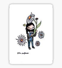 Nature Boy Sticker