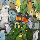Julia's Birds by Skye Elizabeth  Tranter