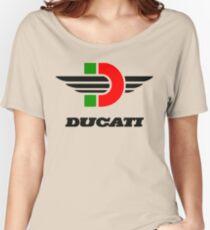 Ducati Women's Relaxed Fit T-Shirt