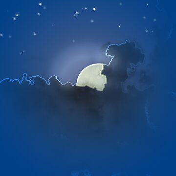Night Sky by DebStuckey