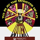 Say You Love Satan 80s Horror Podcast - Monster Head Lottery by sayyoulovesatan