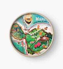 Maui Clock