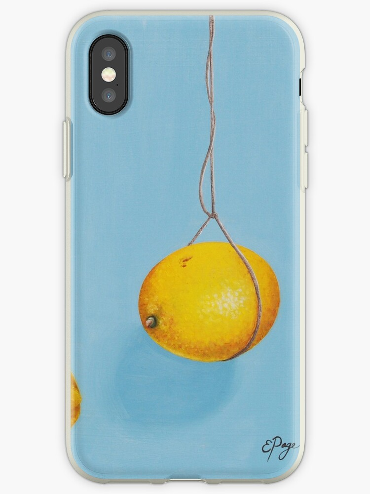 Low Hanging Lemons by emilypageart