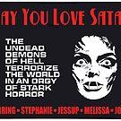 Say You Love Satan 80s Horror Podcast - Black Sunday by sayyoulovesatan