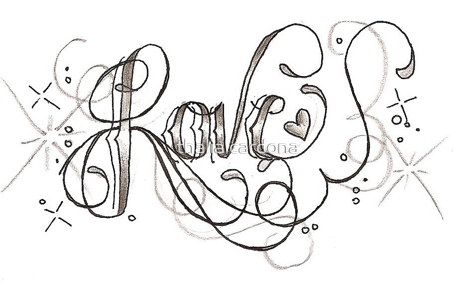 love by thalia cardona