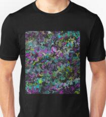 Neon Nights Marble  T-Shirt