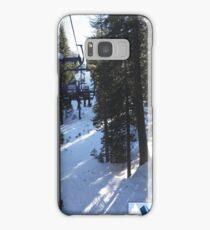Snowy Scene 4 Samsung Galaxy Case/Skin